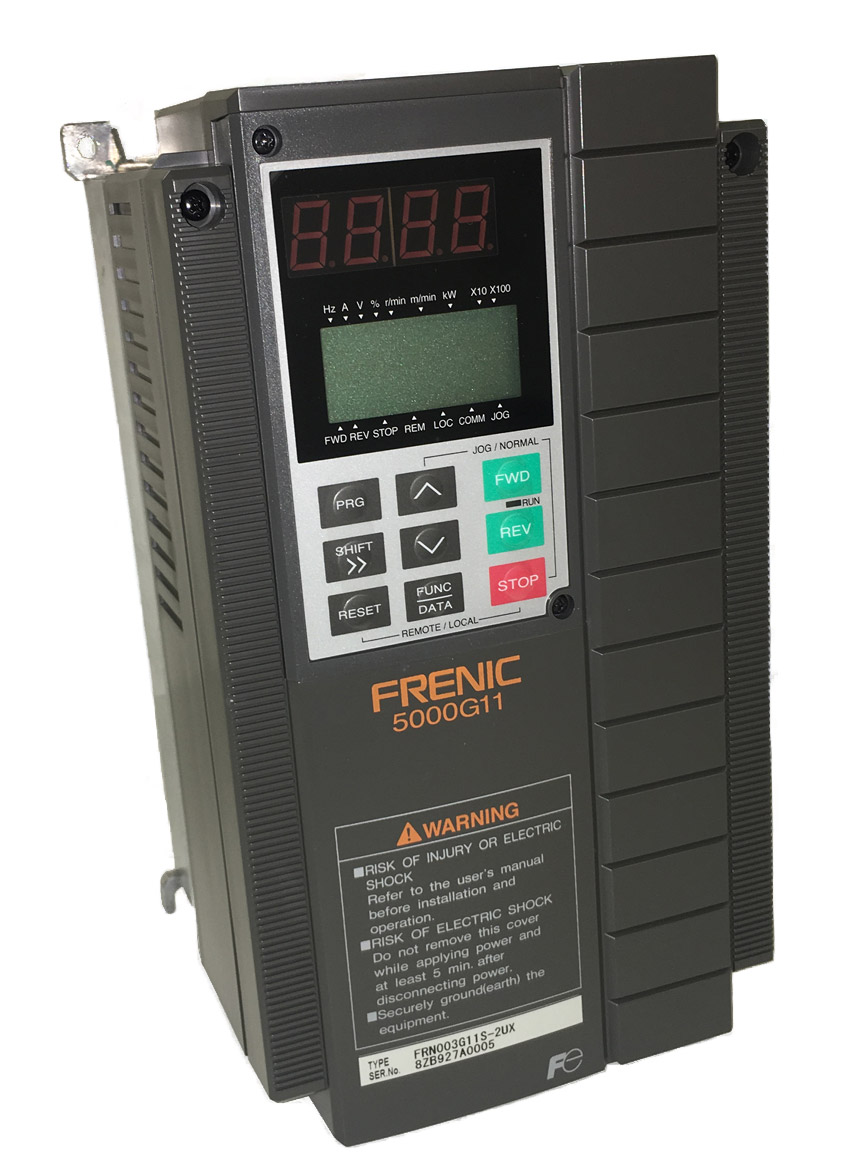 fuji frn060p11s 2ux 60 hp variable frequency drive 230 volt 3 rh dealerselectric com Manual Transmission Drive Manual Shift Gear Shift