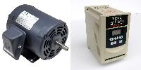 .25 HP 1800 RPM 115 Volts Input Package--Techtop Motor/Teco Drive-Dealers Industrial