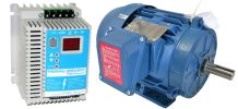 Package-T46002-and-DRIVE T205-A.O Motor/Marathon Drive-Dealers Industrial