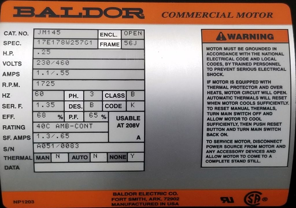 JM145-Baldor-Dealers Industrial