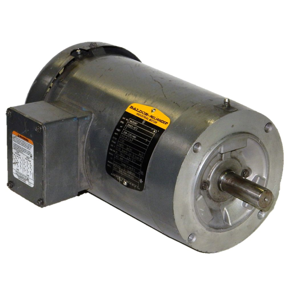 3 Hp Electric Motor 1800 Rpm Single Phase