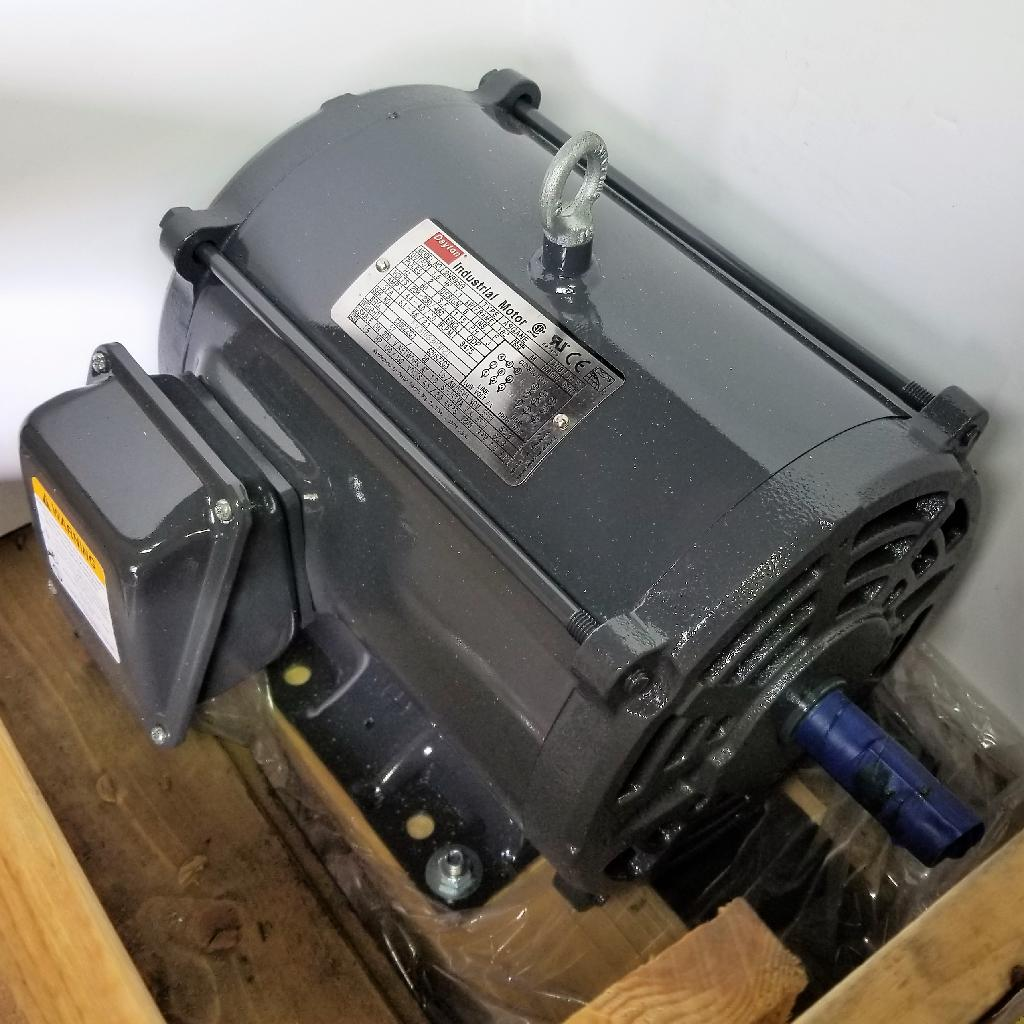 Dayton Electric Motors At Dealers Industrial Equipment Motor Company 2n995g