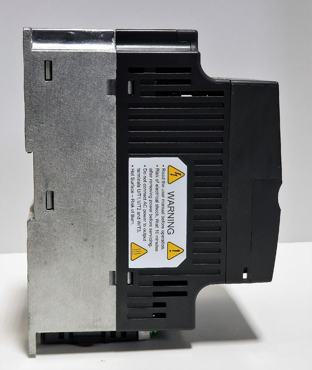 DELTA 3.7KW 5HP AC VFD Driver Inverter 3ph 380V to 3ph 0~480V 8.2A VFD037EL43A