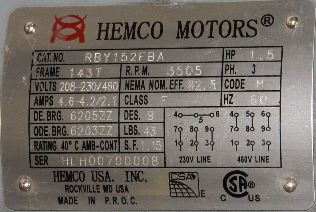 H016-Hemco-Dealers Industrial