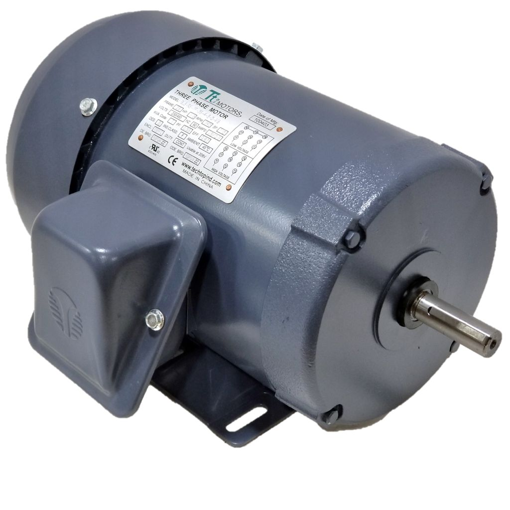 BL3 RS TF 56 4 B D 0.33_Main techtop electric motors at dealers industrial equipment techtop motors wiring diagram at virtualis.co