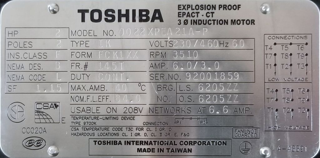 0022XPEA21A-P-Toshiba-Dealers Industrial