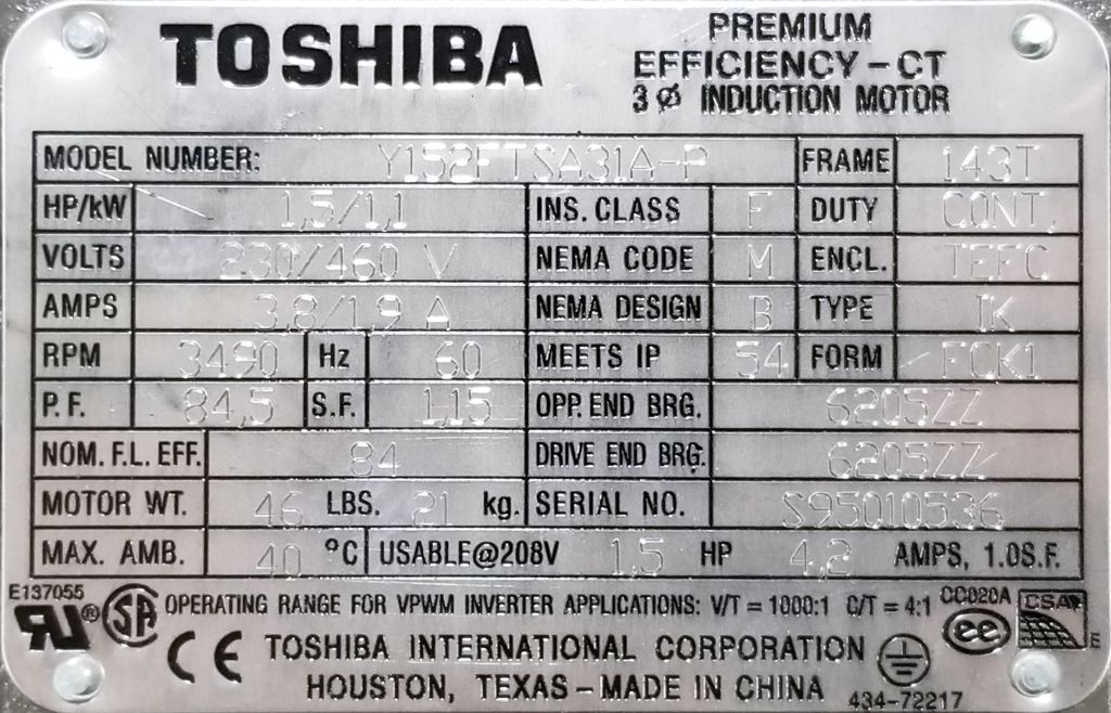 Y152FTSA31A-P-Toshiba-Dealers Industrial
