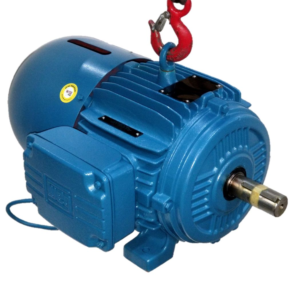 T 150 Hp Tefc Electric Motor Frame