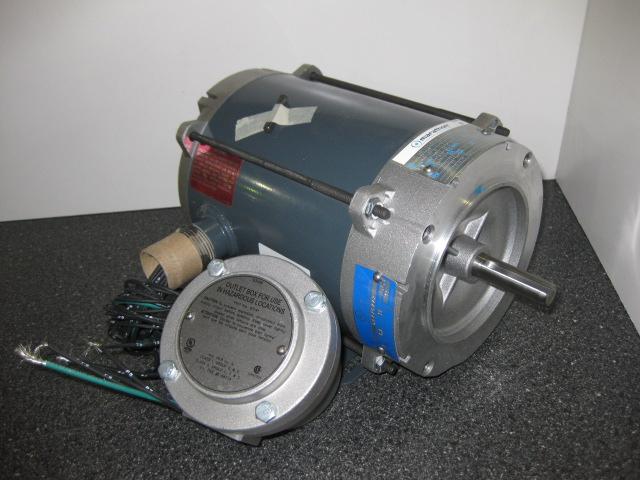 Marathon Electric 1tug6 Hp 1800 Rpm 230 460 Volts
