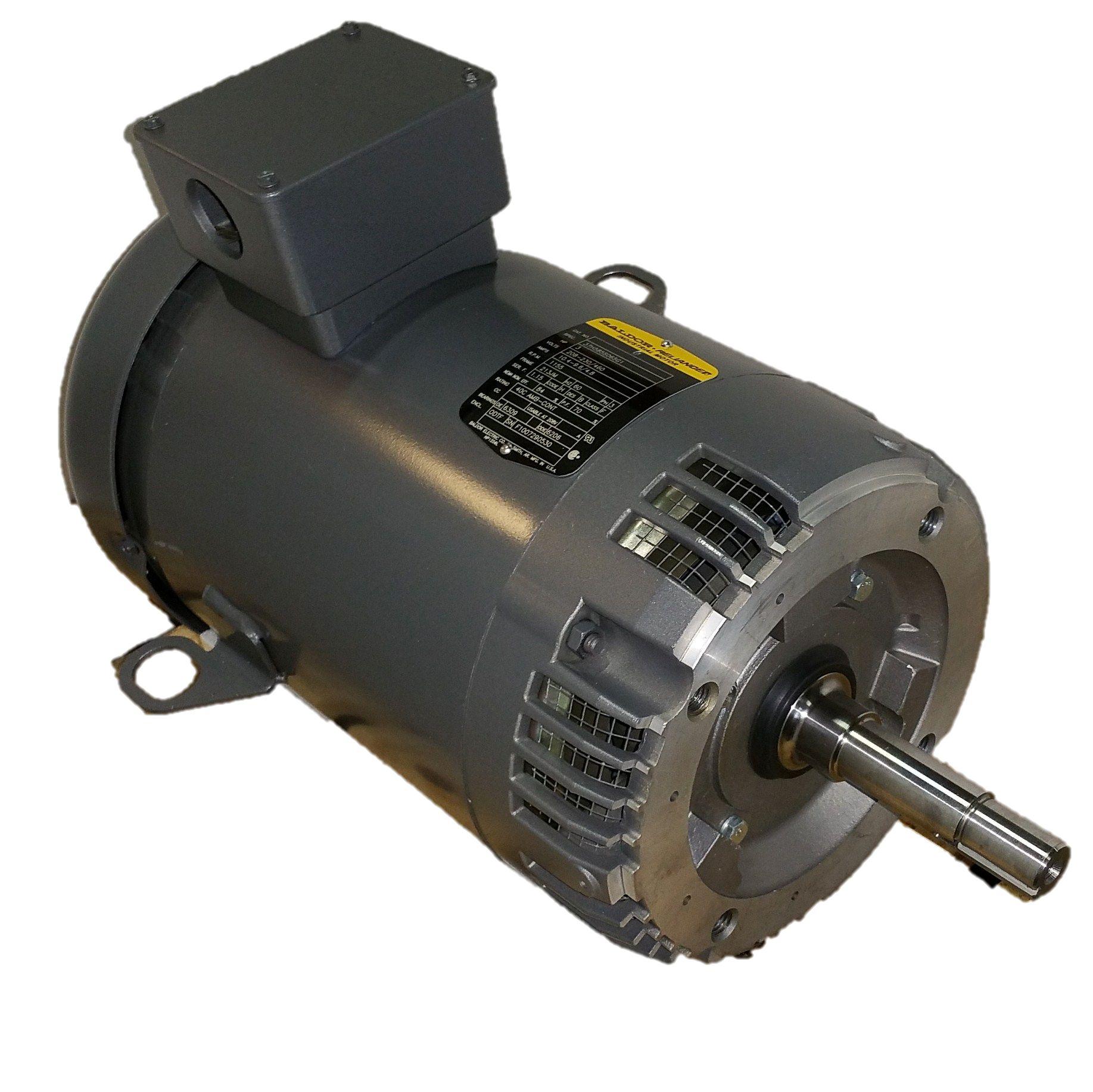Baldor Electric Motors At Dealers Industrial Equipment