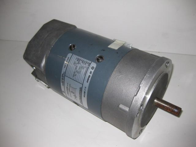 G E 4m703 0 5 Hp 1750 Rpm 180a 200f Volts Tenv 56c