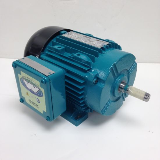 Brook Crompton Electric Motors At Dealers Industrial Equipment