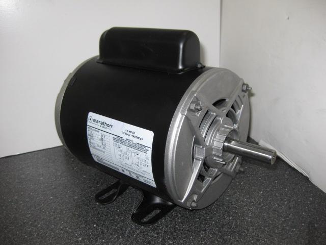 Marathon Electric 9034 1 5 Hp 3600 Rpm 115 230 Volts