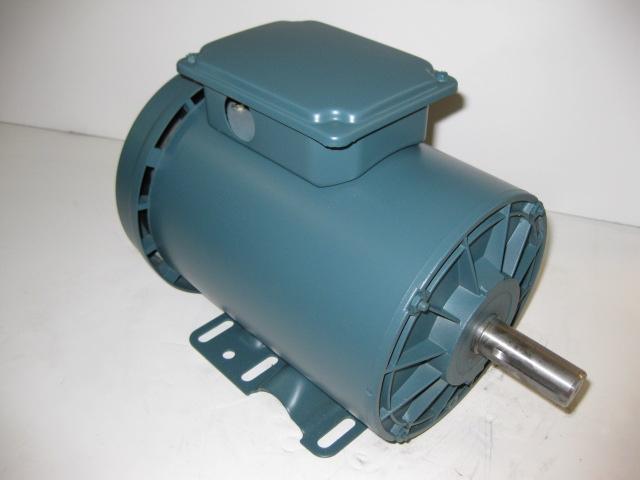 Reliance A472 1 5 Hp 3600 Rpm 230 460 Volts Tefc