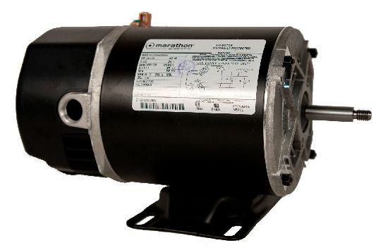 Marathon Electric C1457 75 10 Hp 3600 1800 Rpm 230