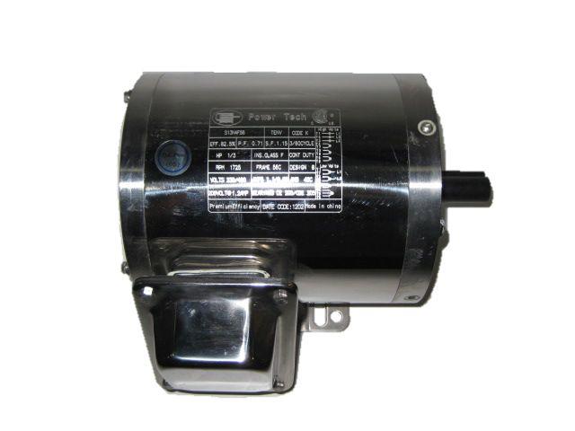 Powertech S13n4f56 Hp 1800 Rpm 230 460 Volts