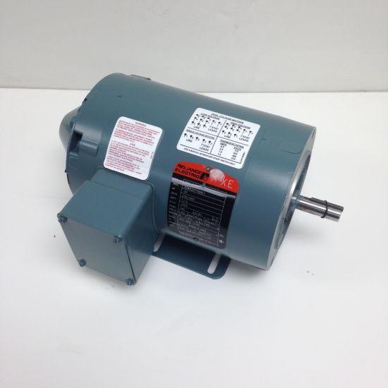 Reliance P56h6602 Hp 3600 Rpm 230 460 Volts Tenv