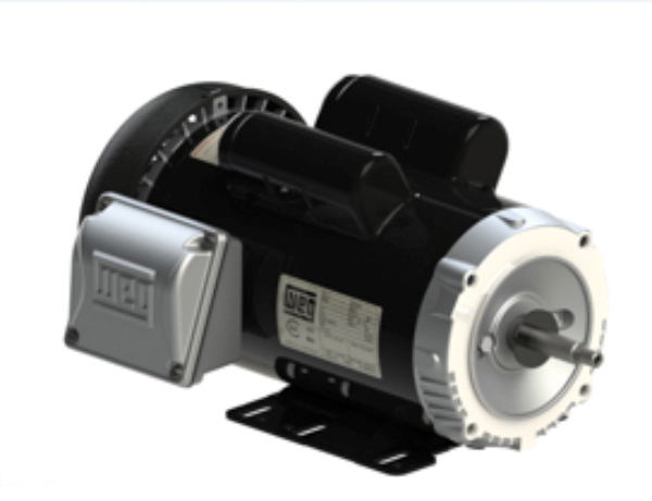 Weg 3318es1bb56c Hp Tefc Factory New Motor At