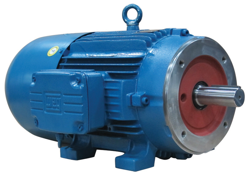 Weg 00158ep3ebmq145tc 1 5 Hp Tefc Factory New Motor At