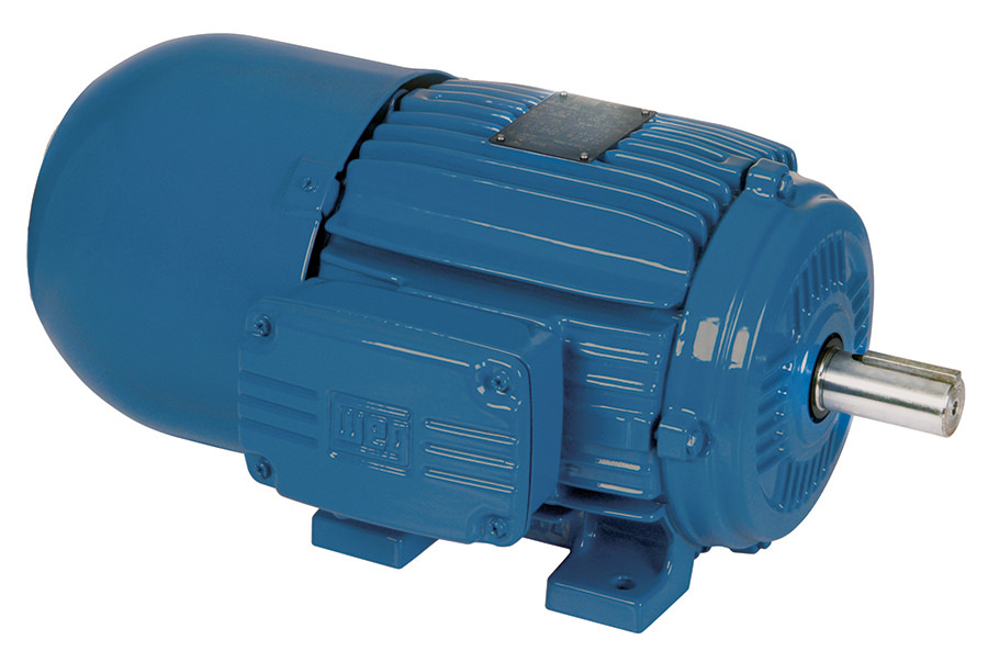 Weg 00212ep3ebm184t 2 Hp Tefc Factory New Motor At Dealers