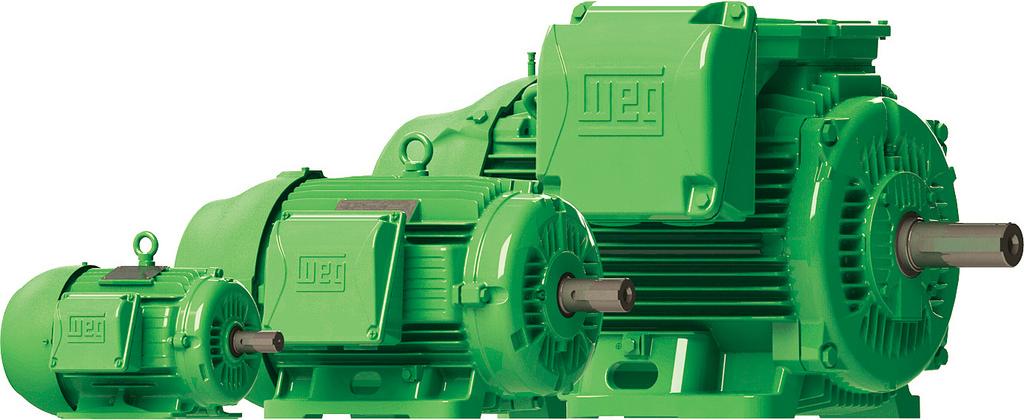 WEG 12518EG3G444TW22 125 HP TEFC Factory New Motor at Dealers