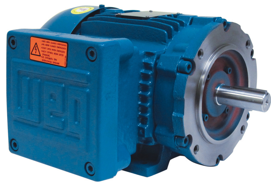 WEG 00718XT3E213TC 7.5 HP XPFC Factory New Motor at Dealers Industrial