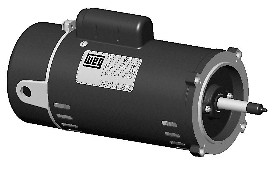 Weg Pcj115 1 5 Hp Odp Factory New Motor At Dealers Industrial