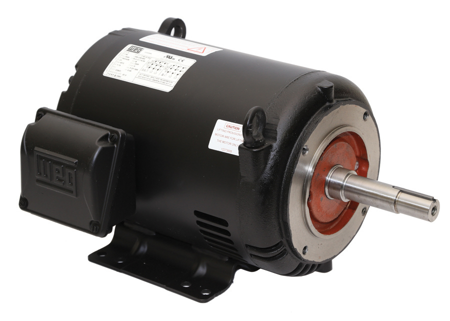 Weg 00158ot3e145jm Sg 1 5 Hp Odp Factory New Motor At