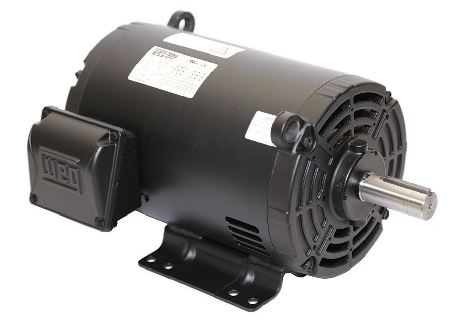 Weg 00158ot3ecd145t 1 5 Hp Odp Factory New Motor At