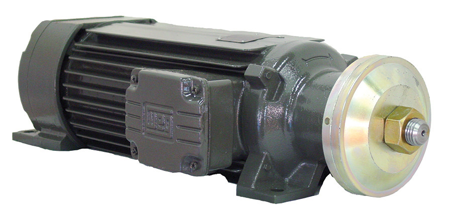Weg 01036es3esa90lr 10 Hp Tefc Factory New Motor At