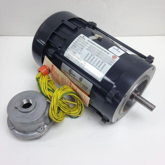 U s xs12sa2dcr 0 5 hp 1800 rpm 208 230 460 volts for 5 hp 1800 rpm motor