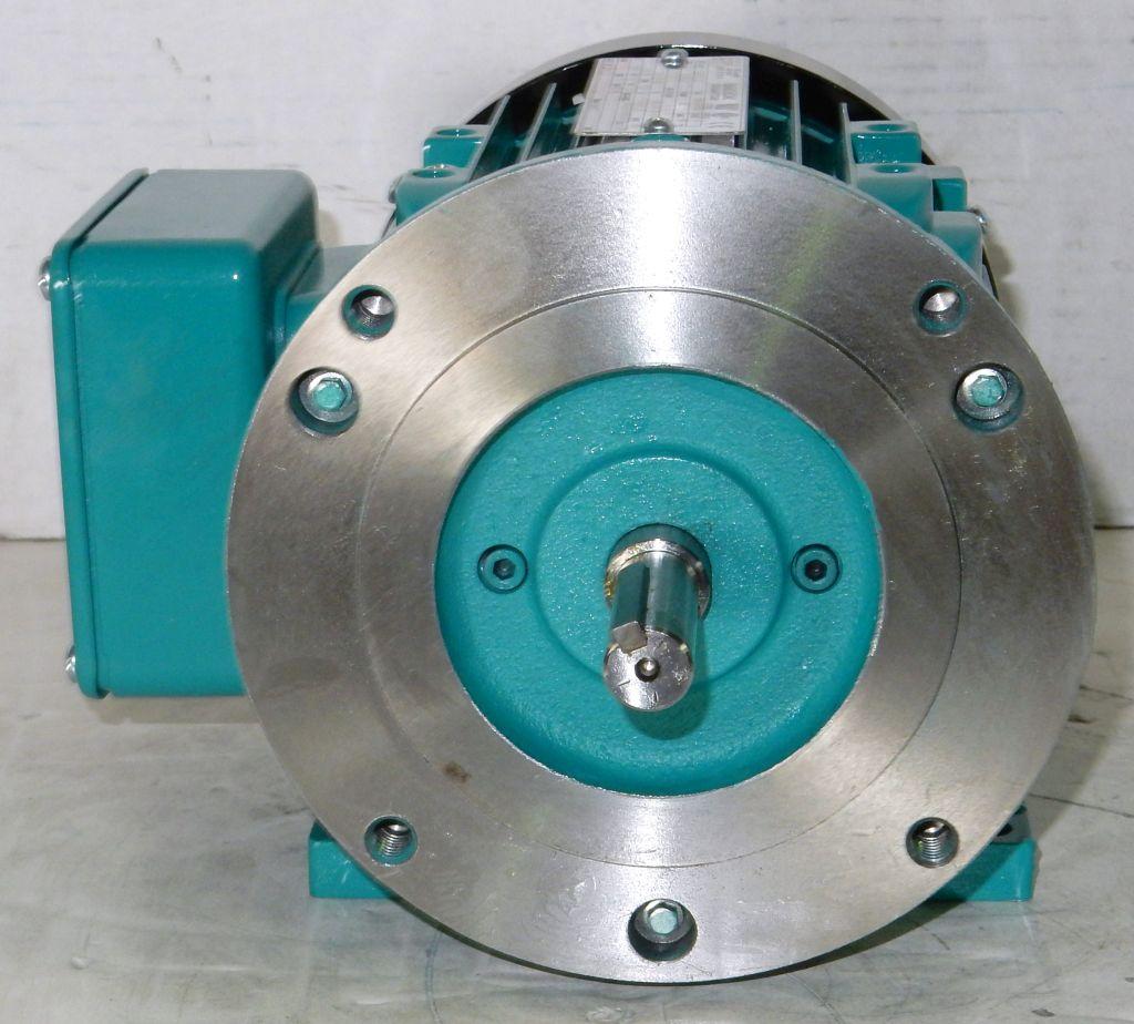 Brook Crompton Bf4n50 2c 5 Hp Tefc Factory New Motor At Dealers Wiring Diagrams Industrial