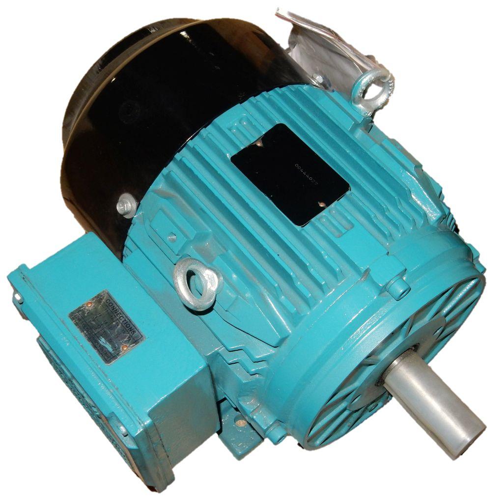 Brook Crompton PC4N003-2 3 HP TEFC Factory New Motor at Dealers ...