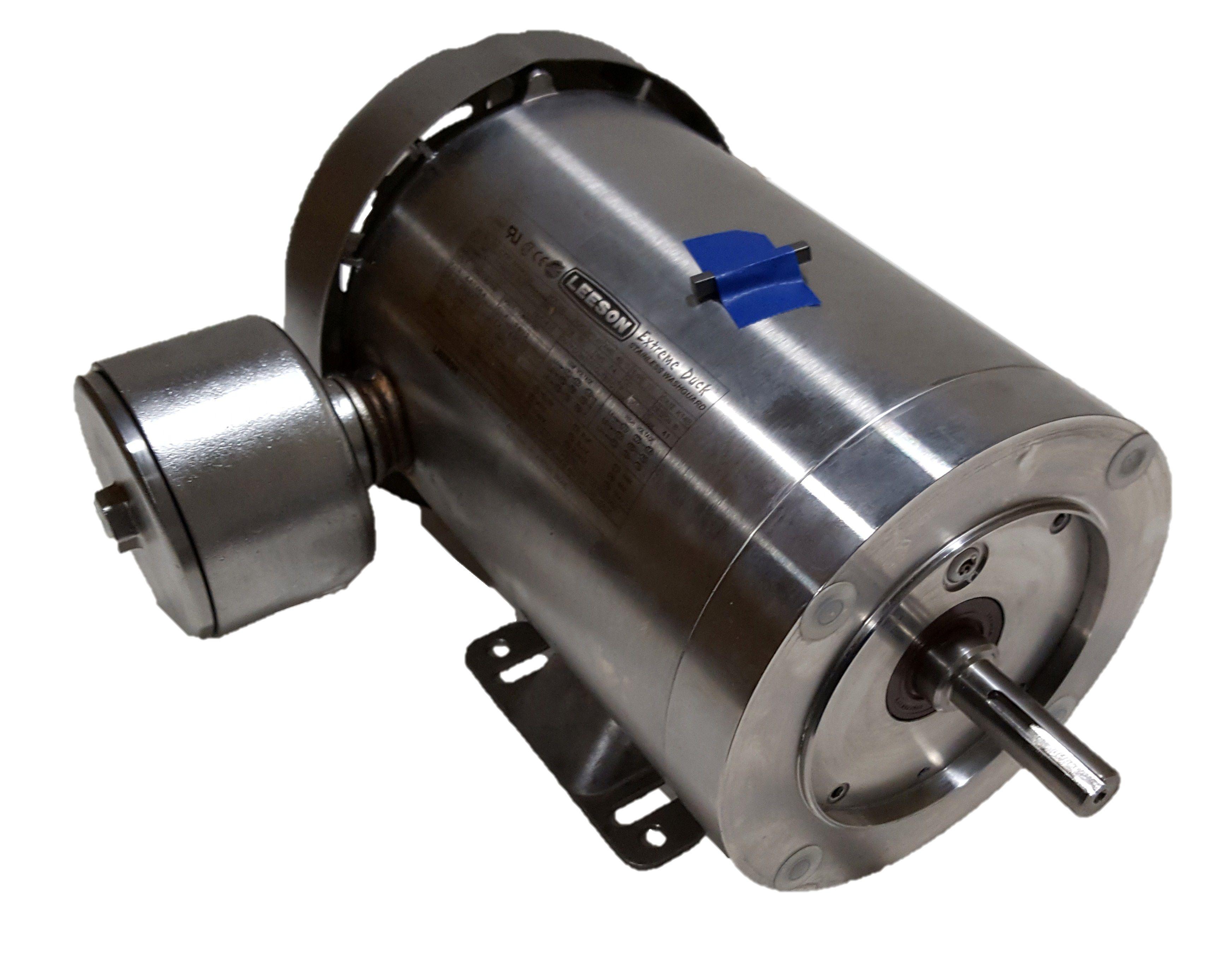 Industrial Equipment Leeson