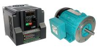 1 HP 1800 RPM 115 Volts Input Package--Dealers Industrial Equipment-Brook Motor/Teco Drive