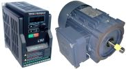 .50 HP 3600 RPM 230 Volts Input Package-Dealers Industrial Equipment-Techtop Motor/Teco Drive