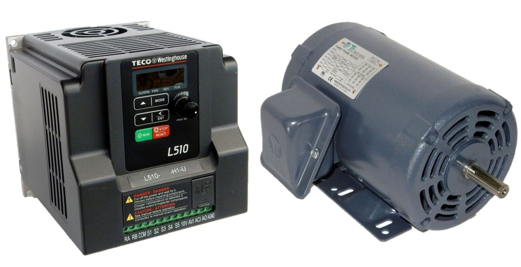1 5 hp 1800 rpm reliance motor with 2 hp 230 volts for Teco electric motor distributors
