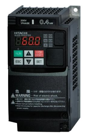 WJ200-055LF-Dealers Electric-Hitachi