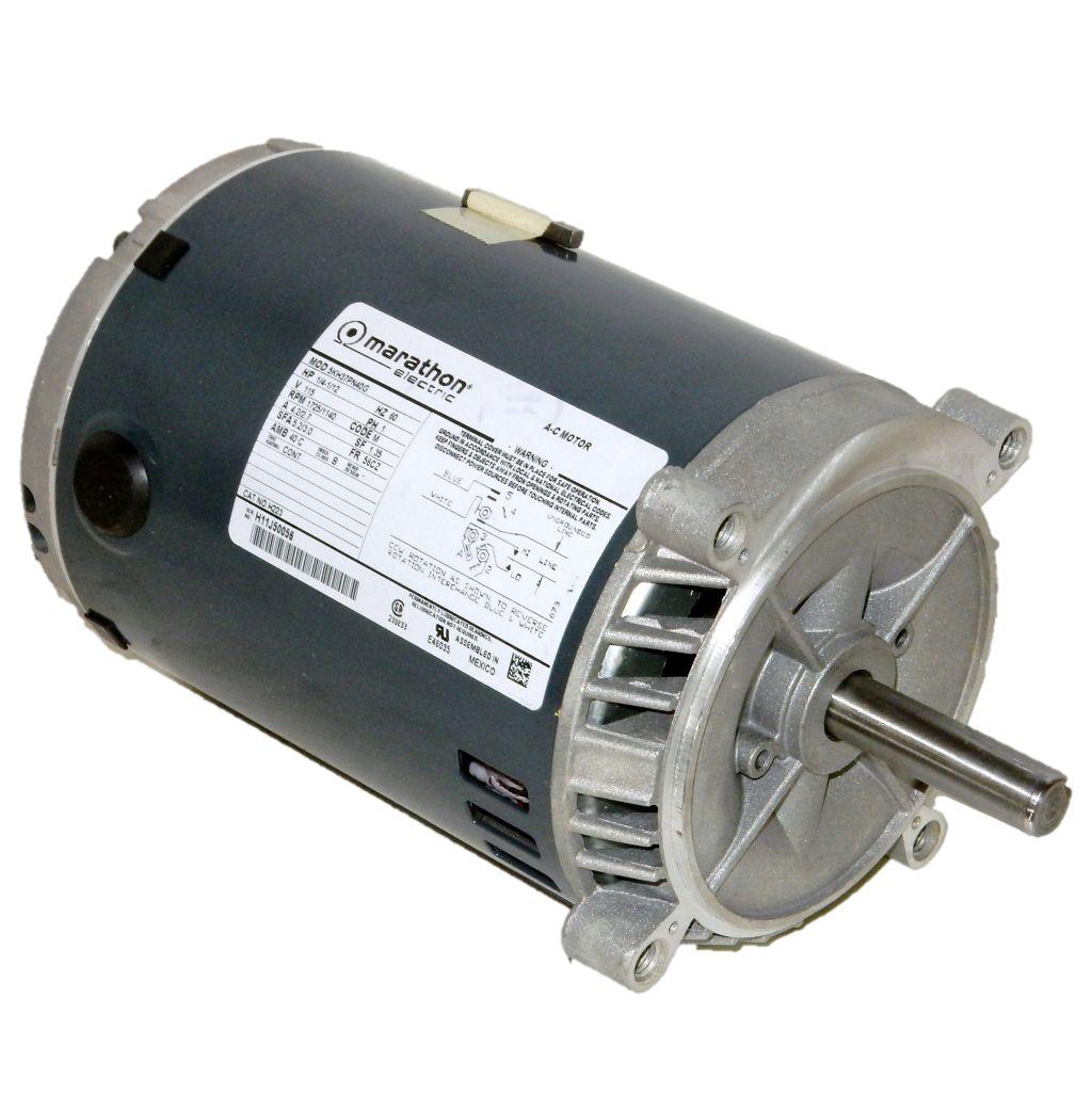 Marathon H223 25 Hp 1800 1200 Rpm 115 Volts Odp 56cz New Automotive Alternator Ac Circuits Dealers Electric