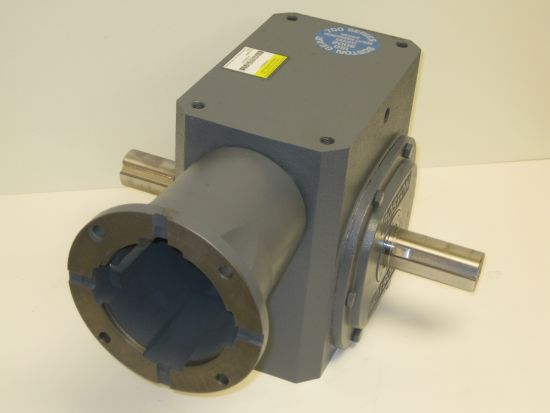 Boston h07205 3 hp n a new surplus gear reducer at dealers for Double ended shaft electric motor
