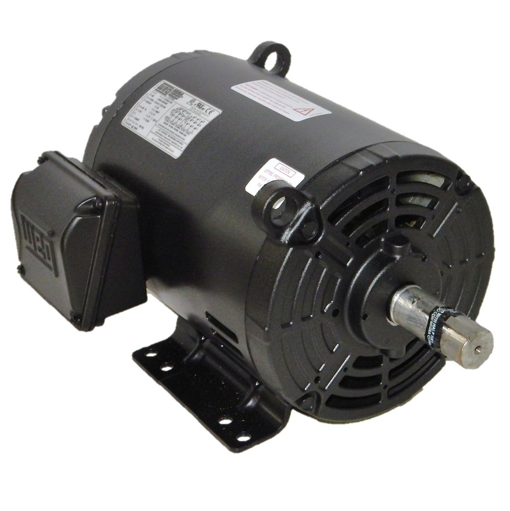 Weg 00318ot3e182t S 3 Hp Odp Factory New Motor At Dealers