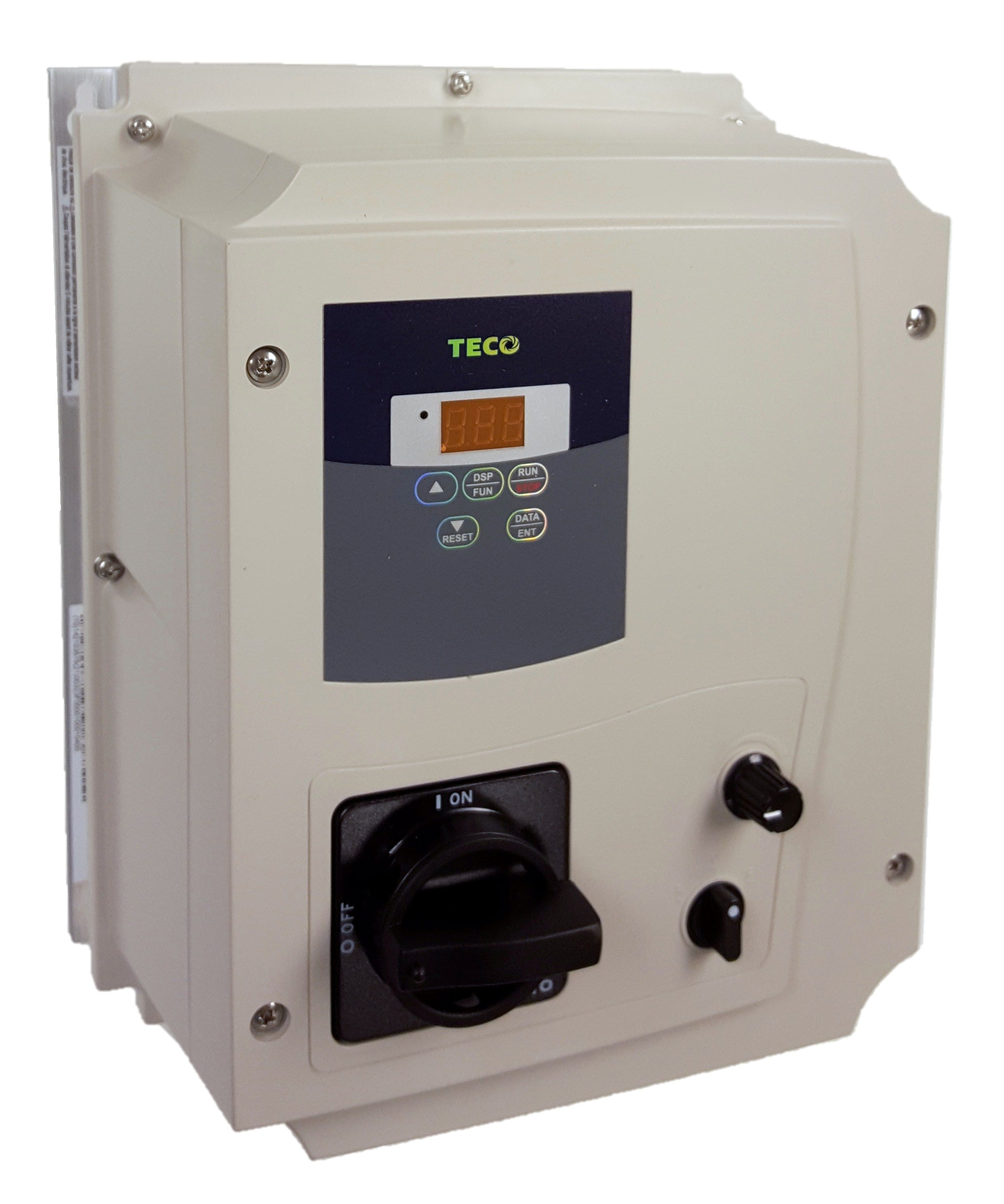 Teco westinghouse 3 hp 3600 rpm 230 volts input stainless for Teco westinghouse motor catalog